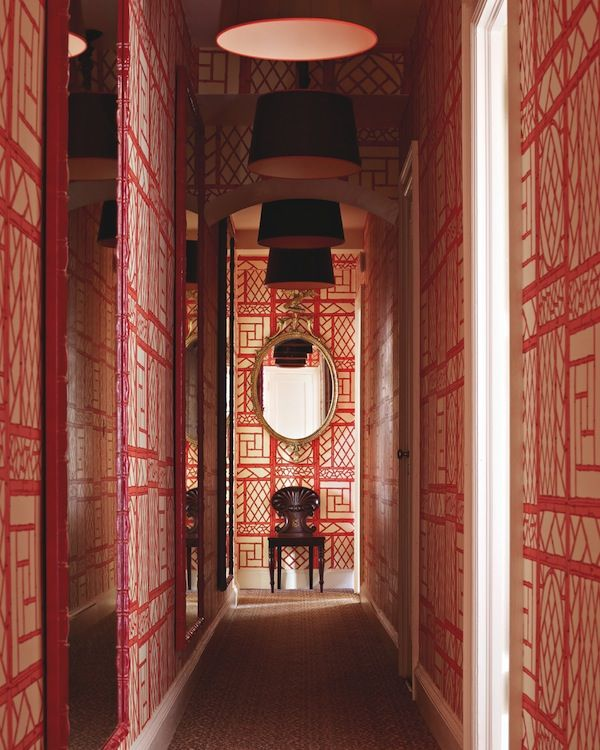 Interiors of Tom Scheerer for Book